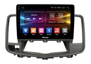 CarMedia OL-1669-2D-S9 для NISSAN Teana II 2008-2013 на Android 8.1