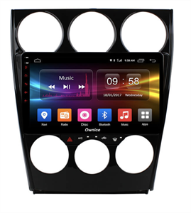 CarMedia OL-9505-2D-P5-64 для MAZDA 6 2002-2007 на Android 9.0