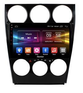 CarMedia OL-9505-2D-P6-H TESLA для MAZDA 6 2002-2007 на Android 10.0