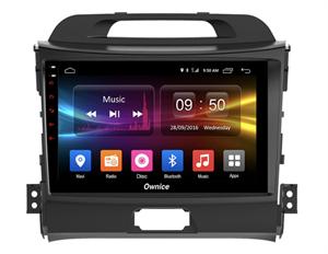 CarMedia OL-9735-2D-S9 для KIA Sportage III 2010-2016 на Android 8.1