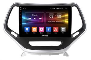 CarMedia OL-1253-2D-P5-32 для Jeep Cherokee IV (WK2) 2013-2017 на Android 9.0
