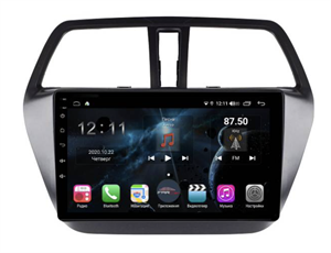 Farcar H337R (S400) с DSP + 4G SIM для Suzuki Sx4 II 2013-2021 на Android 10.0