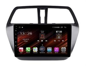 Farcar XH337R (S400) с DSP + 4G SIM (6/128ГБ) для Suzuki SX4 II 2013-2021 на Android 10.0