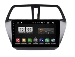 FARCAR LX337R (S195) с DSP для Suzuki Sx4 II 2013-2021 на Android 8.1