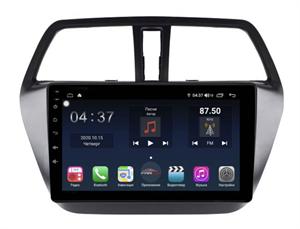 Farcar TG337R (S400) с DSP + 4G SIM для Suzuki SX4 II 2013-2021 на Android 10.0