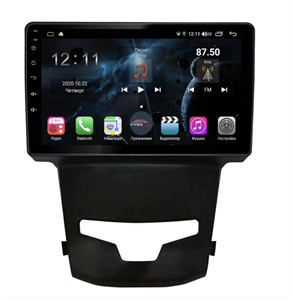 Farcar H355R (S400) с DSP + 4G SIM для Ssang Yong Actyon II 2013-2020 на Android 10.0