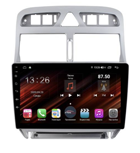 Farcar XH017R (S400) с DSP + 4G SIM (6/128ГБ) для Peugeot 307 I 2001-2008 на Android 10.0