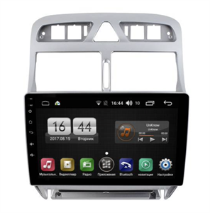 FARCAR LX017R (S195) с DSP для Peugeot 307 I 2001-2008 на Android 8.1