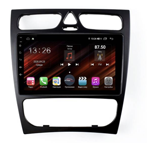 Farcar XH1264R (S400) с DSP + 4G SIM (6/128ГБ) для Mercedes Benz C-class (W203) 2000-2004 на Android 10.0