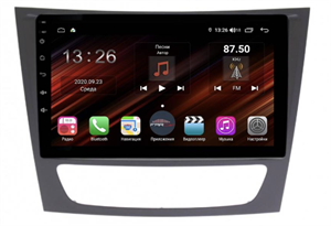 Farcar XH1260R (S400) с DSP + 4G SIM (6/128ГБ) для Mercedes E-klasse (W211) 2002-2009 на Android 10.0