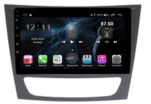 Farcar H1260R (S400) с DSP + 4G SIM для Mercedes E-klasse (W211) 2002-2009 на Android 10.0