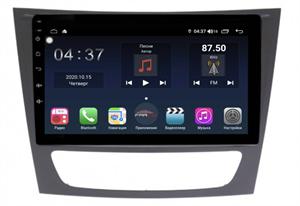 Farcar TG1260R (S400) с DSP + 4G SIM для Mercedes E-klasse (W211) 2002-2009 на Android 10.0