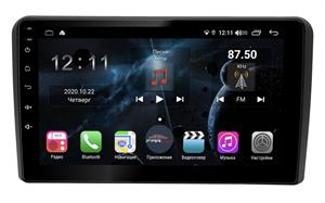 Farcar H049R (S400) с DSP + 4G SIM для Audi A3 II (8P) 2007-2013 на Android 10.0