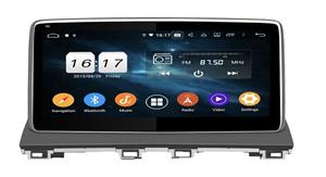 CarMedia KD-1118-P5-4G для Mazda 3 III 2013-2018 на Android 9.0