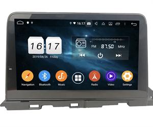 CarMedia KD-9087-P5-4G для Mazda 6 2018-2020 на Android 9.0