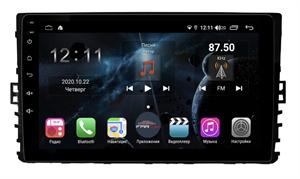 Farcar H1081R (S400) с DSP + 4G SIM для Volkswagen на Android 10.0