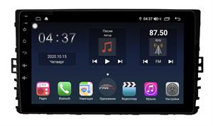 Farcar TG1081R (S400) с DSP + 4G SIM для Volkswagen на Android 10.0