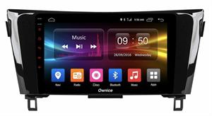 CarMedia OL-1668-2D-P6-H TESLA для Nissan Qashqai II, X-Trail III (T32) 2015-2019 на Android 9.0