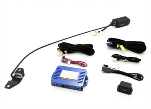 Электропривод крышки багажника INVENTCAR TailGate для Toyota Fortuner II от 2015 г.в. (IV-TG-T-FR15)