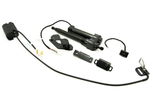 Электропривод крышки багажника INVENTCAR TailGate для Toyota Camry V50 / V55 с 2011 по 2018 г.в. (IV-TG-T-XV55)