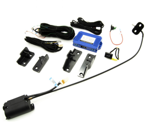 Электропривод крышки багажника INVENTCAR TailGate для Hyundai H1 / Starex 2011 - 2018 г.в. (SRX-H1)