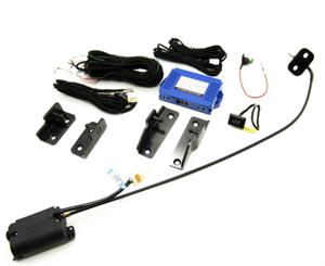 Электропривод крышки багажника INVENTCAR TailGate для Hyundai SantaFe c 2015 по 2018 г.в.