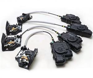 Доводчики дверей INVENTCAR LDX002 для Lexus (Комплект на 4 двери)