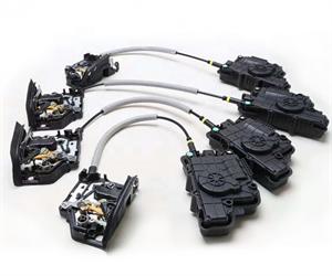 Доводчики дверей INVENTCAR TDX002 для Toyota от 2012 г.в. (Комплект на 4 двери) (LFTDX002)