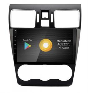 Roximo S10 RS-3402 для Subaru Forester IV, Impreza IV, XV I 2011-2015 на Android 10.0