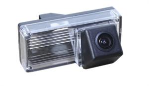 Камера заднего вида HD cam-004 для Toyota LC-100 (03-07), LC-200 (12+), Prado 120 (02-09) с запаской под днищем