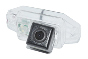 Камера заднего вида HD cam-007 для Toyota Prado 120 (02-07) с запаской на двери