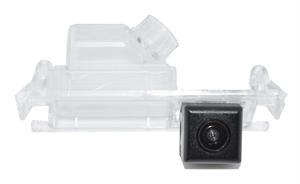 Камера заднего вида HD cam-020 для Hyundai Solaris Hatchback 12+ / KIA Rio Hatchback, Ceed 2012+