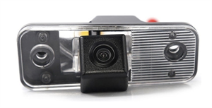 Камера заднего вида HD cam-022 для Hyundai Santa Fe 2006, 2007, 2008, 2009, 2010, 2011, 2012