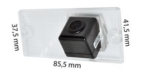Камера заднего вида HD cam-031 для Kia Sportage 2005, 2006, 2007, 2008, 2009, 2010. Sorento / Carnival