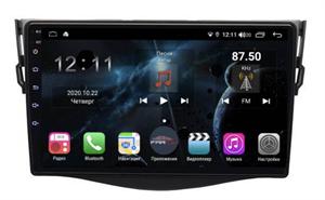 Farcar H018-9R (S400) с DSP + 4G SIM для Toyota RAV4 (XA30) 2006-2013 на Android 10.0