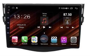 Farcar XH018-9R (S400) с DSP + 4G SIM (6/128ГБ) для Toyota RAV4 (XA30) 2006-2013 на Android 10.0