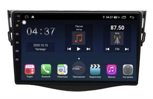 Farcar TG018-9R (S400) с DSP + 4G SIM для Toyota RAV4 (XA30) 2006-2013 на Android 10.0