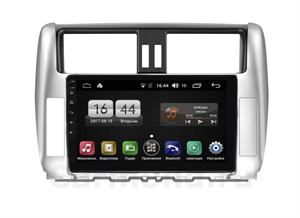 FARCAR LX065R (S195) с DSP для Toyota Prado 150 2009-2013 на Android 8.1