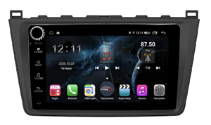 Farcar H012RB (S400) с DSP + 4G SIM для Mazda 6 2007-2012 на Android 10.0 с кнопками