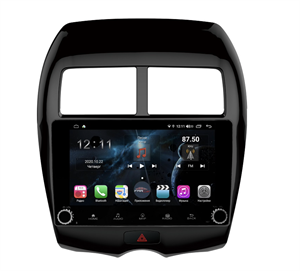 Farcar H026RB (S400) с DSP + 4G SIM для Peugeot 4008 2012-2018 на Android 10.0 с кнопками