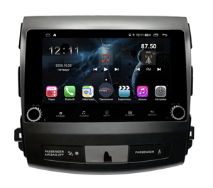 Farcar H056RB (S400) с DSP + 4G SIM для Peugeot 4007 (2007 - 2012) на Android 10.0 с кнопками