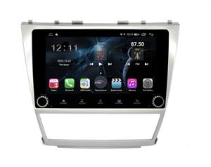 Farcar H064RB (S400) с DSP + 4G SIM для Toyota Camry V40 2006-2011 на Android 10.0 с кнопками