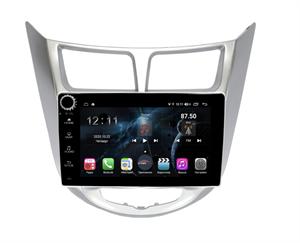 Farcar H067RB (S400) с DSP + 4G SIM для Hyundai Solaris I 2011-2017 на Android 10.0 с кнопками
