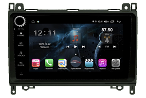 Farcar H068RB (S400) с DSP + 4G SIM для Volkswagen Crafter 2006-2016 на Android 10.0 с кнопками
