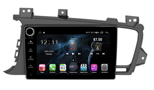 Farcar H091RB (S400) с DSP + 4G SIM для Kia Optima III 2010-2013 на Android 10.0 с кнопками