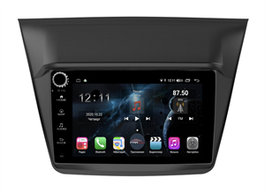 Farcar H094RB (S400) с DSP + 4G SIM для Mitsubishi L200 IV 2006-2015 Android 10.0 c кнопками