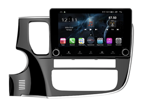 Farcar H1006RB (S400) с DSP + 4G SIM для Mitsubishi Outlander III 2013-2020 на Android 10.0 c кнопками