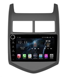 Farcar H107RB (S400) с DSP + 4G SIM для Chevrolet Aveo 2011+ на Android 10.0 с кнопками