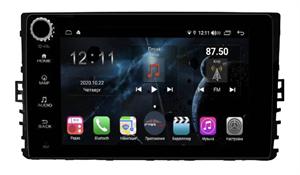 Farcar H1081RB (S400) с DSP + 4G SIM для Volkswagen на Android 10.0 с кнопками