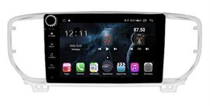 Farcar H1143RB (S400)-SIM 4G с DSP для KIA Sportage IV 2018-2020 на Android 10.0 с кнопками